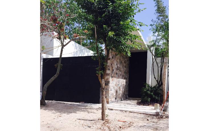 Foto de casa en venta en  , monte alban, mérida, yucatán, 1107975 No. 01