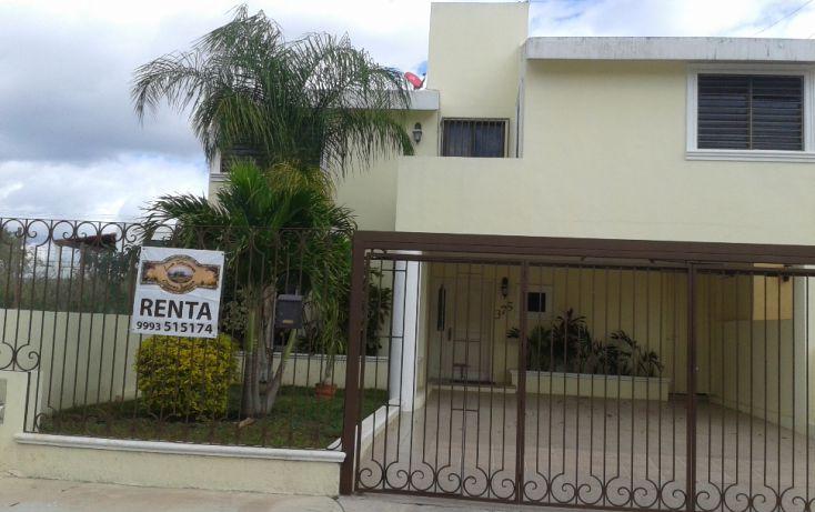 Foto de casa en renta en, monte alban, mérida, yucatán, 1112479 no 01
