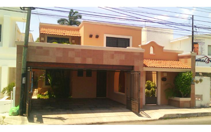 Foto de casa en venta en  , monte alban, mérida, yucatán, 1178819 No. 01