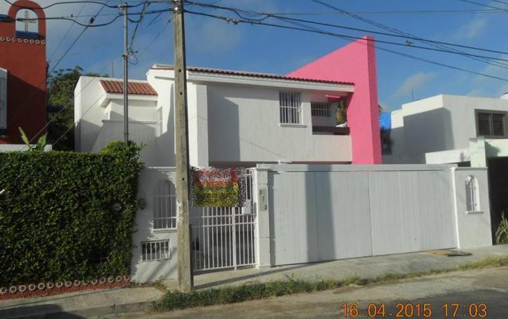 Foto de casa en venta en  , monte alban, m?rida, yucat?n, 1534432 No. 01