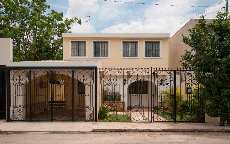 Foto de casa en venta en  , monte alban, m?rida, yucat?n, 2011068 No. 01