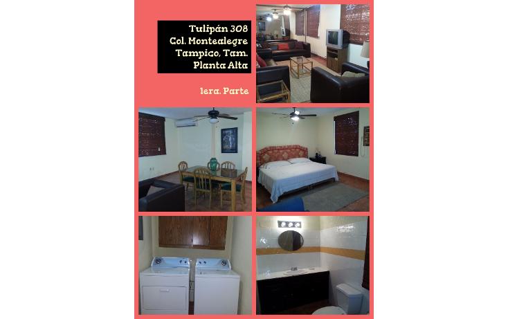 Foto de departamento en renta en  , monte alegre, tampico, tamaulipas, 1059783 No. 01