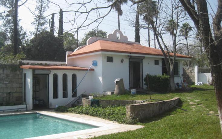Foto de terreno habitacional en venta en  , monte bello, juárez, nuevo león, 1289405 No. 01
