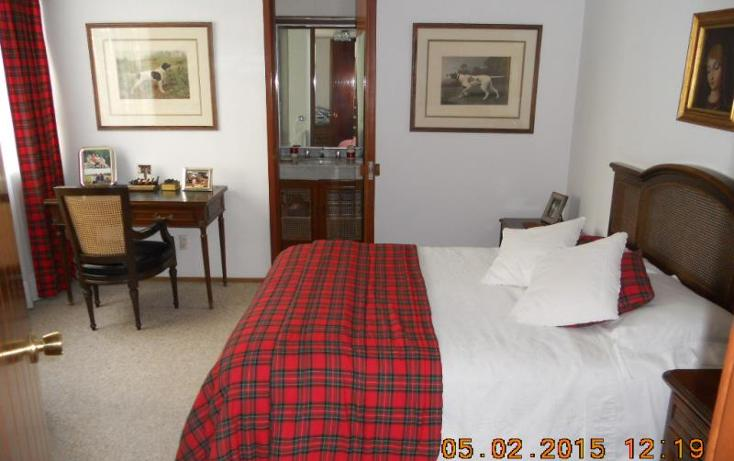 Foto de casa en venta en monte camerun , lomas de chapultepec ii sección, miguel hidalgo, distrito federal, 1596290 No. 13