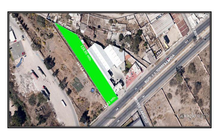 Foto de terreno comercial en venta en, monte de cristo, león, guanajuato, 1435457 no 01