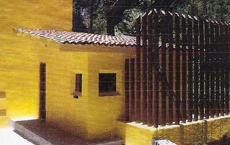 Foto de terreno habitacional en venta en monte de las cruces, san lorenzo acopilco, cuajimalpa de morelos, df, 1648182 no 02