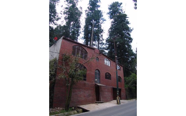 Foto de casa en venta en monte de las cruces , san lorenzo acopilco, cuajimalpa de morelos, distrito federal, 479869 No. 01