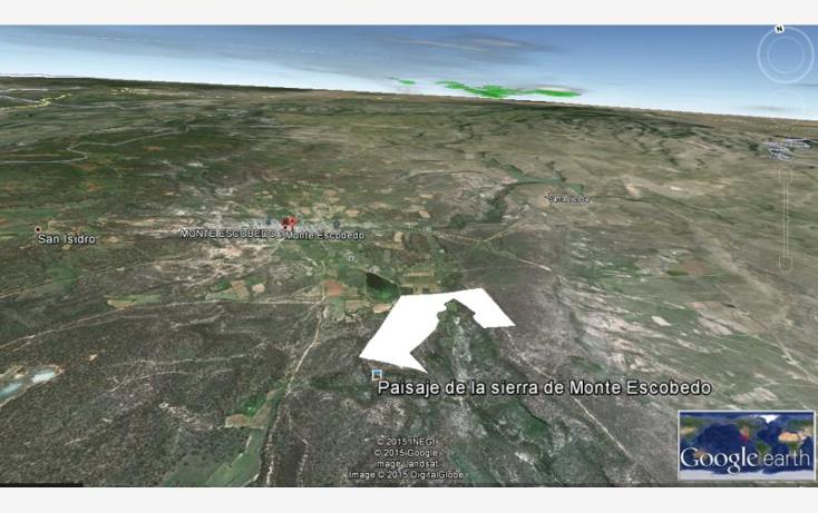 Foto de terreno habitacional en venta en  , monte escobedo, monte escobedo, zacatecas, 1543882 No. 02