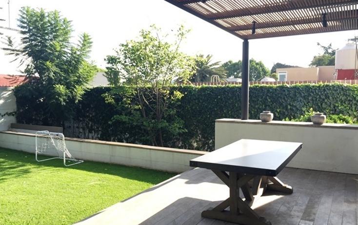 Foto de casa en venta en monte líbano , lomas de chapultepec ii sección, miguel hidalgo, distrito federal, 2748776 No. 25