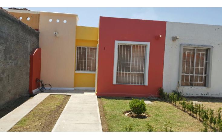Foto de casa en venta en  , monte olivo, zamora, michoacán de ocampo, 1930516 No. 01