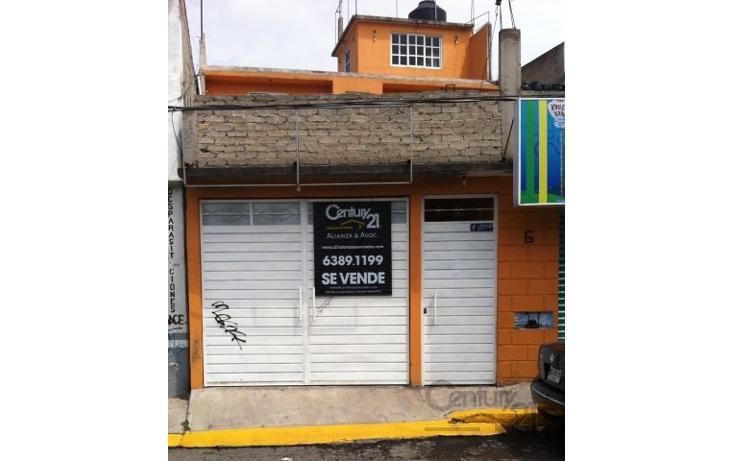 Foto de casa en venta en monte real manzana 406 lote 6 0 , lomas de monte maría, atizapán de zaragoza, méxico, 1791530 No. 01