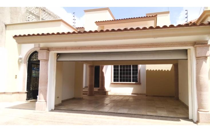 Foto de casa en renta en  , montebello, culiacán, sinaloa, 1109327 No. 01