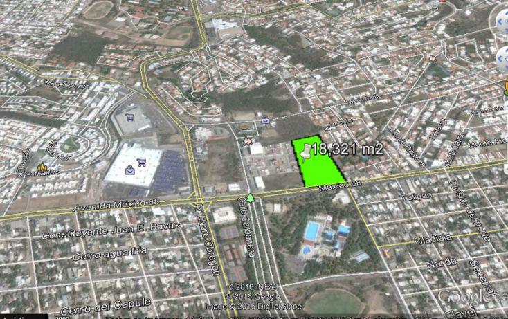 Foto de terreno comercial en venta en, montebello, culiacán, sinaloa, 1300703 no 01