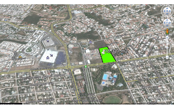 Foto de terreno comercial en venta en  , montebello, culiacán, sinaloa, 1300703 No. 01