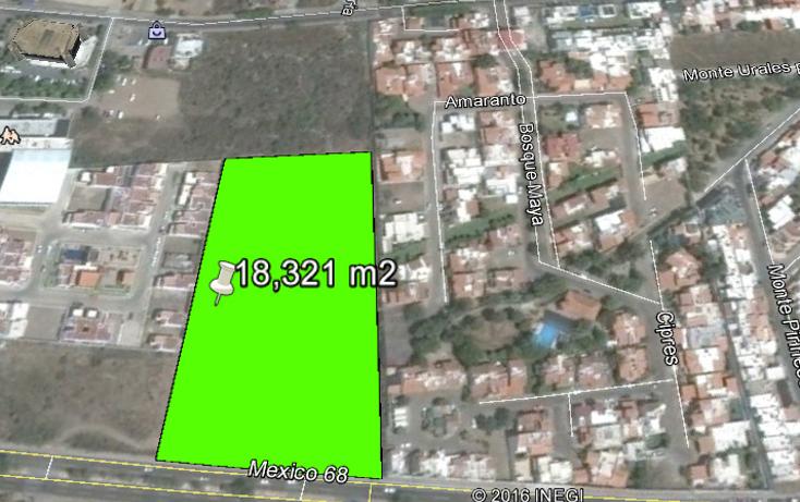 Foto de terreno comercial en venta en  , montebello, culiacán, sinaloa, 1300703 No. 03