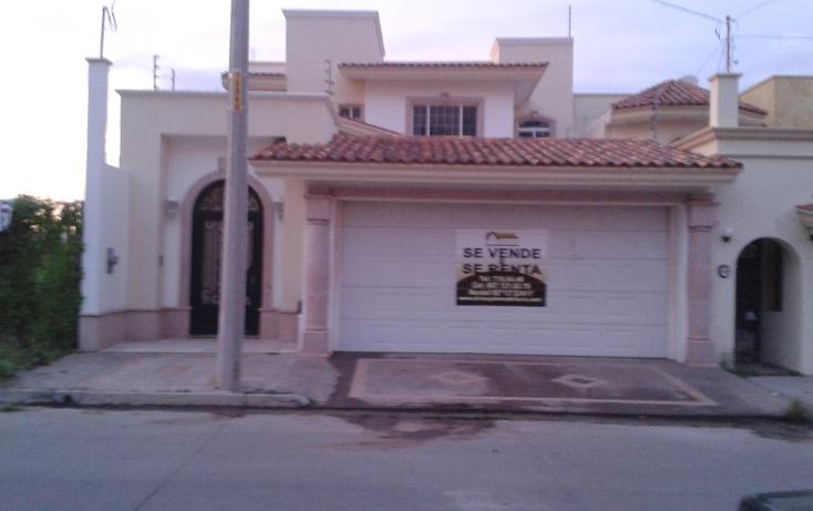 Foto de casa en renta en  , montebello, culiacán, sinaloa, 1869608 No. 01