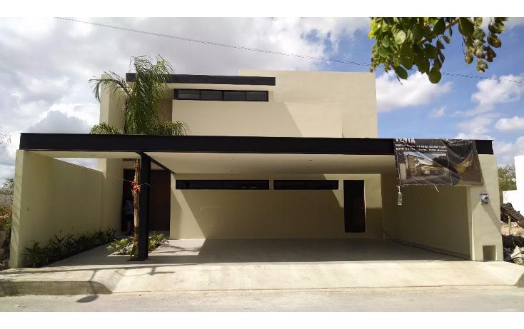 Foto de casa en venta en  , montebello, m?rida, yucat?n, 1041253 No. 01