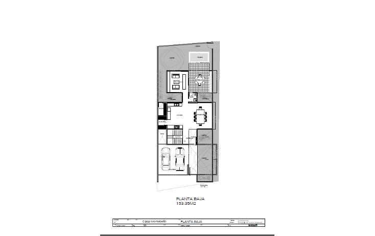 Foto de casa en venta en  , montebello, mérida, yucatán, 1041885 No. 03