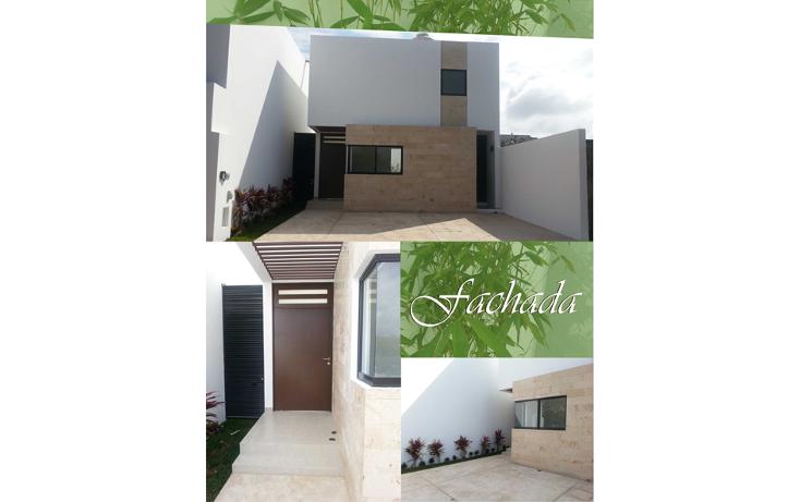 Foto de casa en venta en  , montebello, mérida, yucatán, 1042671 No. 01