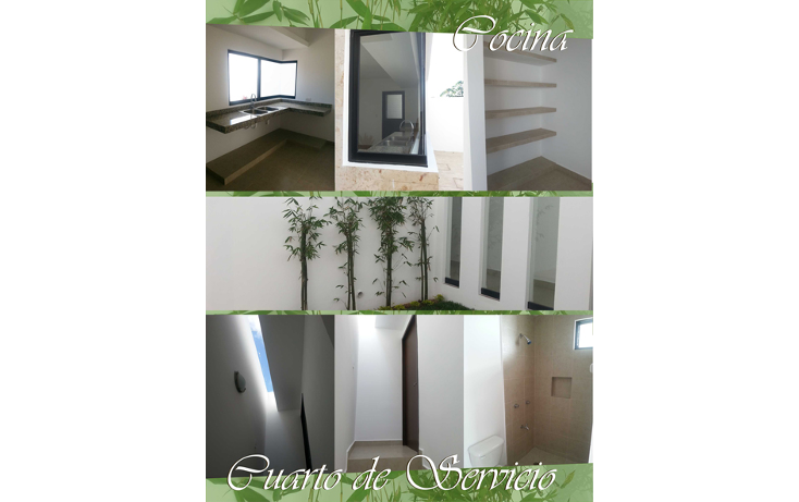 Foto de casa en venta en  , montebello, mérida, yucatán, 1042671 No. 07