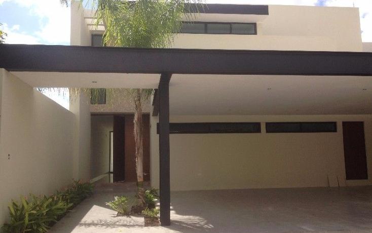 Foto de casa en venta en  , montebello, mérida, yucatán, 1043713 No. 01