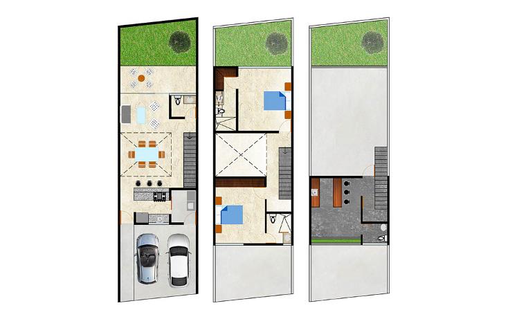 Foto de casa en venta en  , montebello, mérida, yucatán, 1045011 No. 06