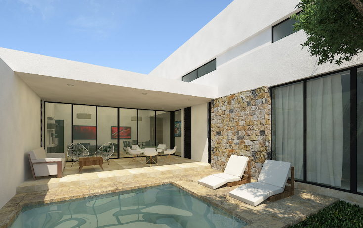 Foto de casa en venta en  , montebello, mérida, yucatán, 1048511 No. 04