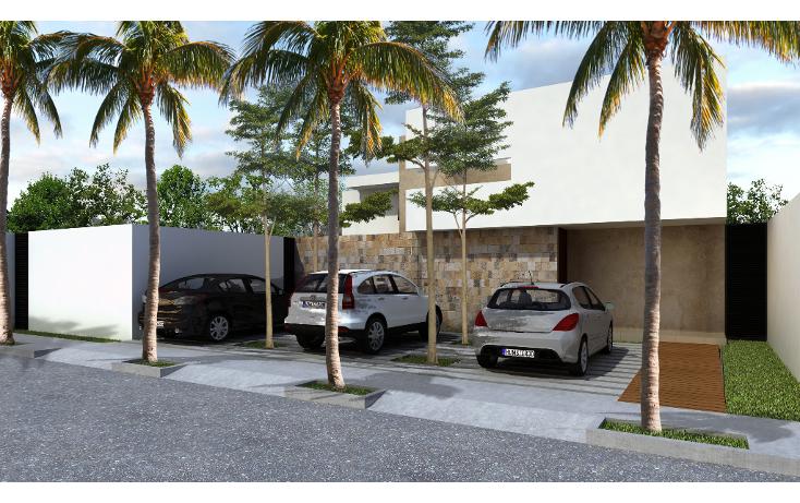 Foto de casa en venta en  , montebello, mérida, yucatán, 1049791 No. 01