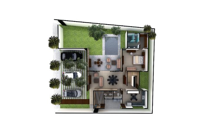 Foto de casa en venta en  , montebello, mérida, yucatán, 1049791 No. 05