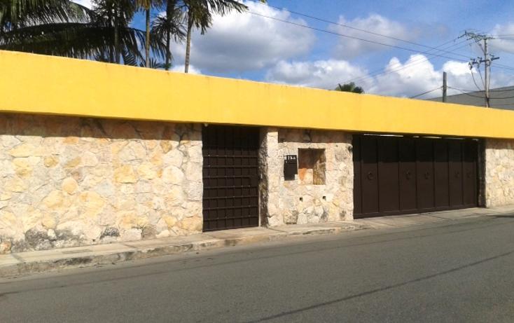 Foto de casa en renta en  , montebello, mérida, yucatán, 1055667 No. 01