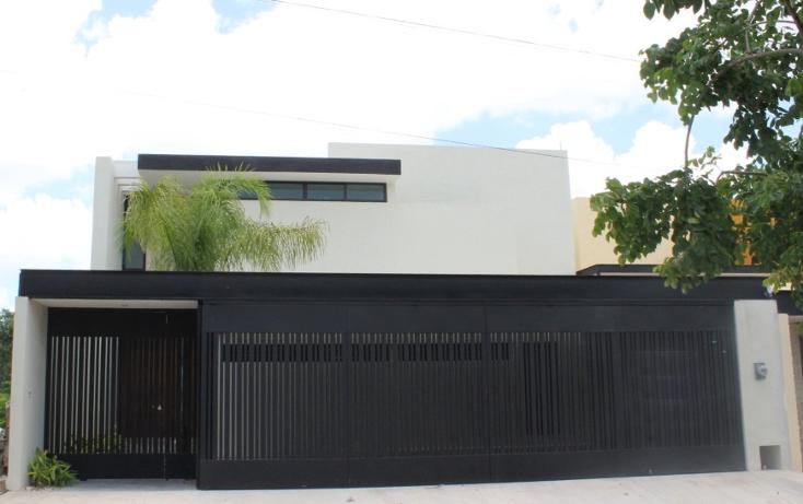 Foto de casa en venta en  , montebello, mérida, yucatán, 1057621 No. 01