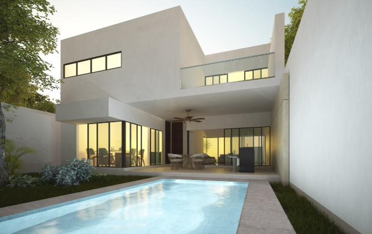 Foto de casa en venta en  , montebello, mérida, yucatán, 1059397 No. 01