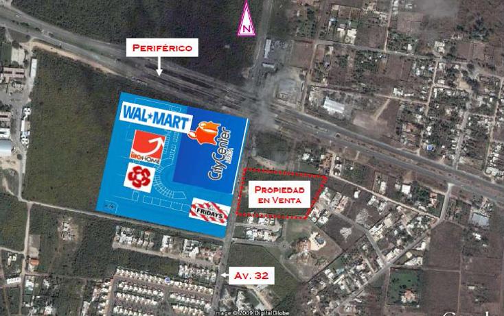Foto de terreno comercial en venta en  , montebello, mérida, yucatán, 1062823 No. 01