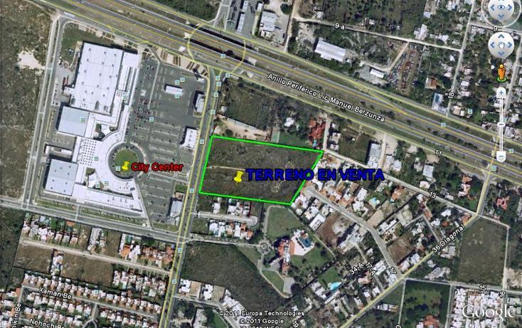 Foto de terreno comercial en venta en  , montebello, mérida, yucatán, 1062823 No. 02