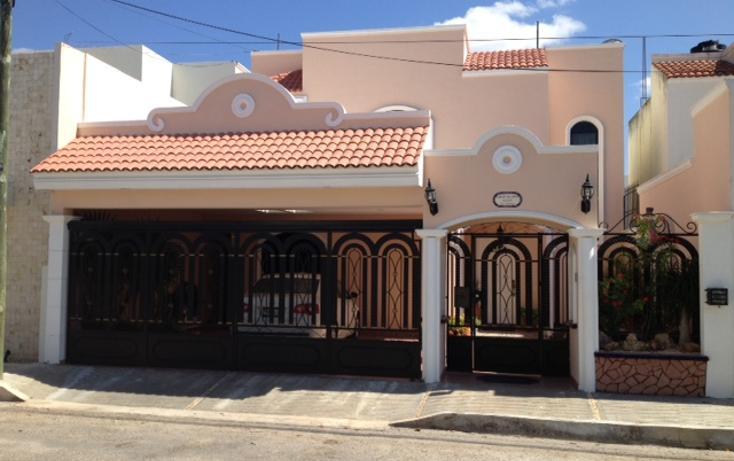 Foto de casa en venta en  , montebello, mérida, yucatán, 1063017 No. 01