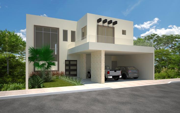 Foto de casa en venta en  , montebello, mérida, yucatán, 1067117 No. 01