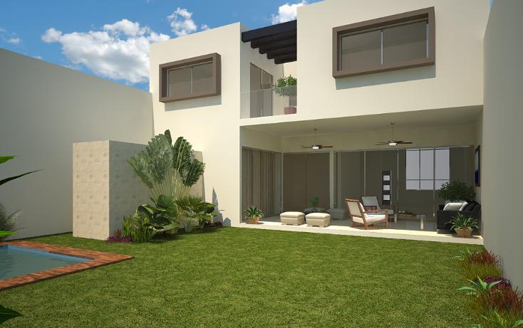 Foto de casa en venta en  , montebello, mérida, yucatán, 1067117 No. 02