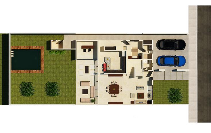 Foto de casa en venta en  , montebello, mérida, yucatán, 1067117 No. 07