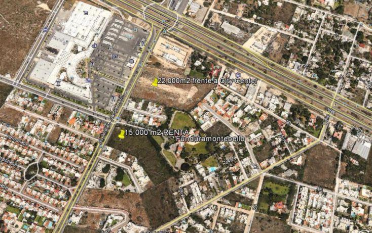Foto de terreno comercial en renta en, montebello, mérida, yucatán, 1067255 no 01