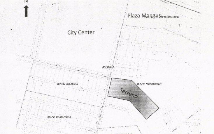 Foto de terreno comercial en renta en, montebello, mérida, yucatán, 1067255 no 02