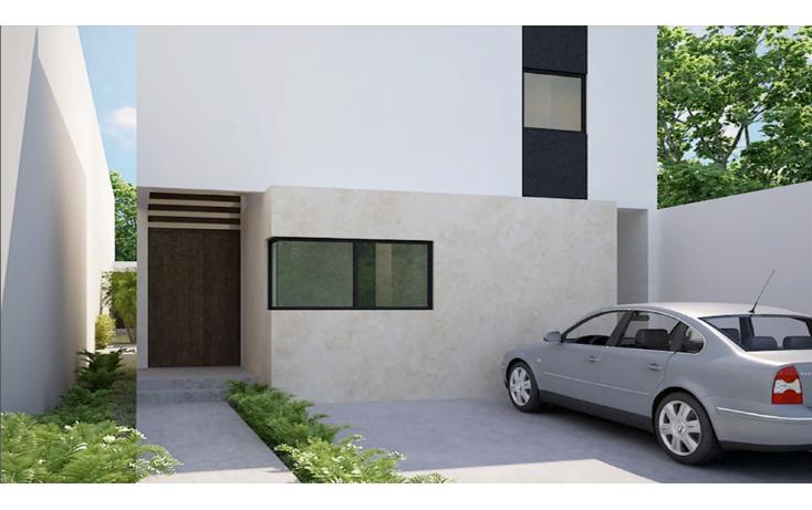 Foto de casa en venta en  , montebello, mérida, yucatán, 1068325 No. 01