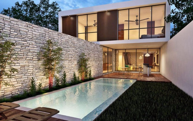 Foto de casa en venta en  , montebello, mérida, yucatán, 1072853 No. 01