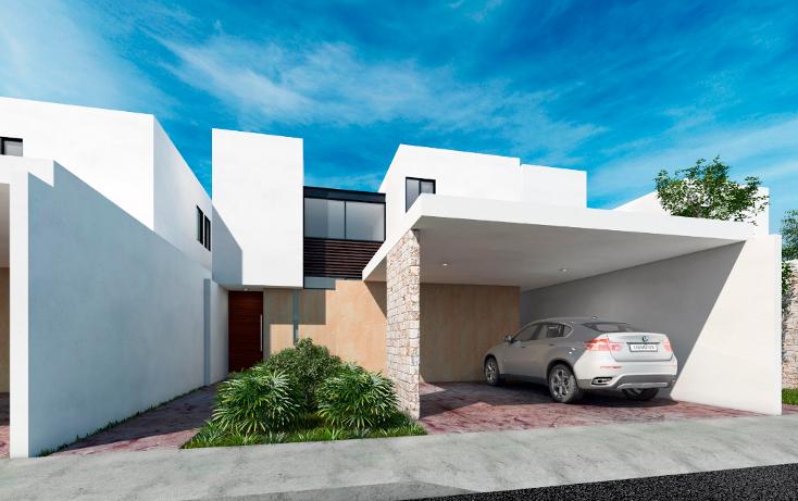 Foto de casa en venta en  , montebello, mérida, yucatán, 1077221 No. 01
