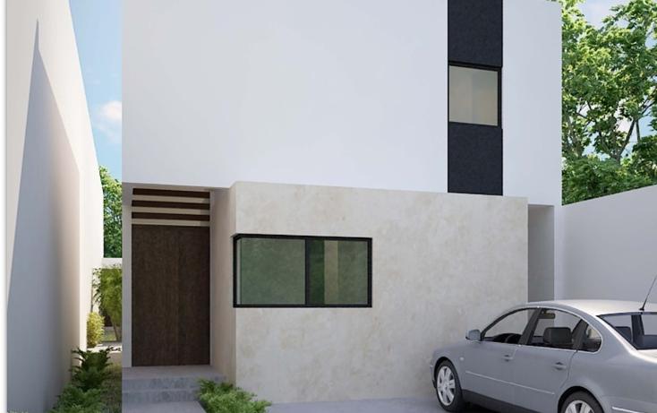 Foto de casa en venta en  , montebello, mérida, yucatán, 1082419 No. 01