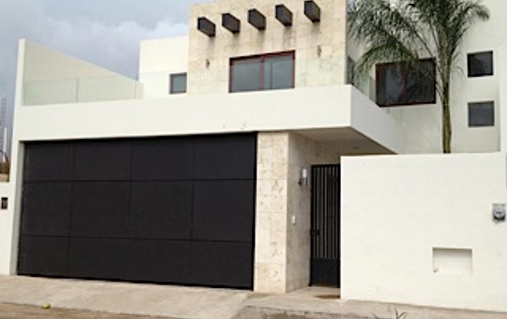 Foto de casa en venta en  , montebello, mérida, yucatán, 1083739 No. 01