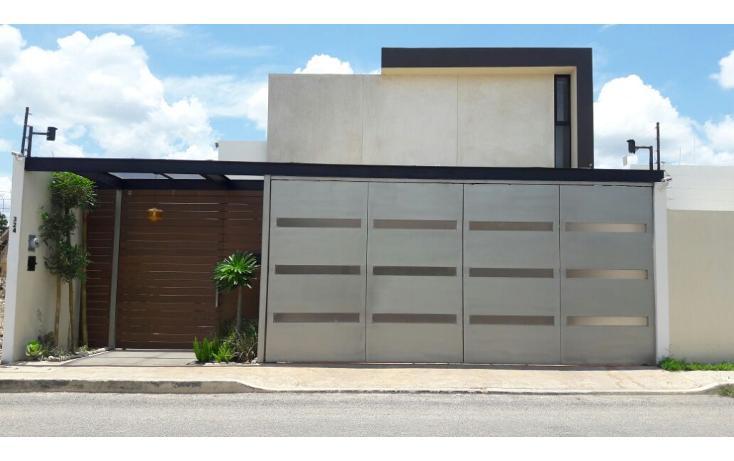 Foto de casa en venta en  , montebello, mérida, yucatán, 1087679 No. 01