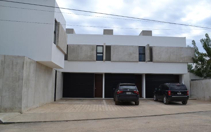Foto de departamento en renta en  , montebello, mérida, yucatán, 1093061 No. 01