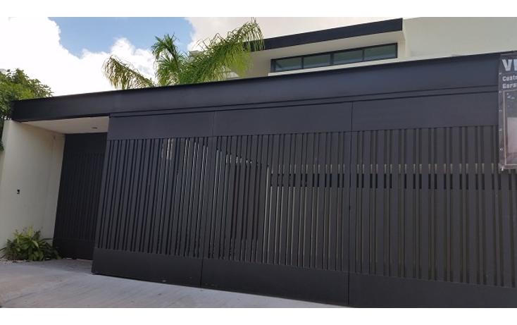 Foto de casa en venta en  , montebello, mérida, yucatán, 1097535 No. 01