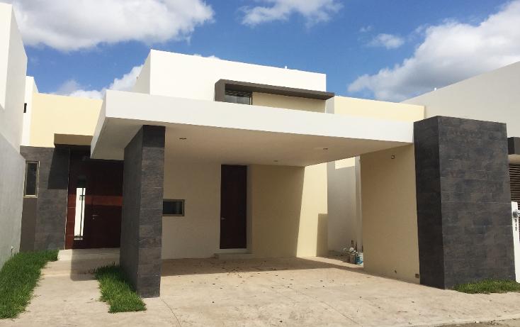 Foto de casa en venta en  , montebello, mérida, yucatán, 1099153 No. 01