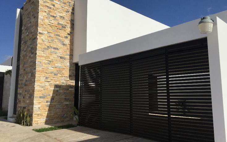 Foto de casa en venta en  , montebello, mérida, yucatán, 1108745 No. 01